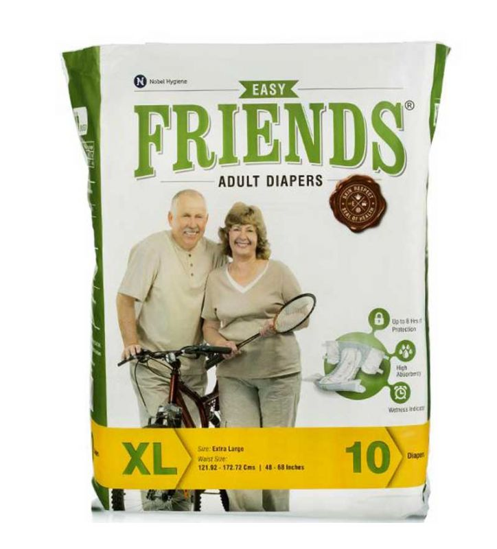 Friends Adult Diapers Easy XL