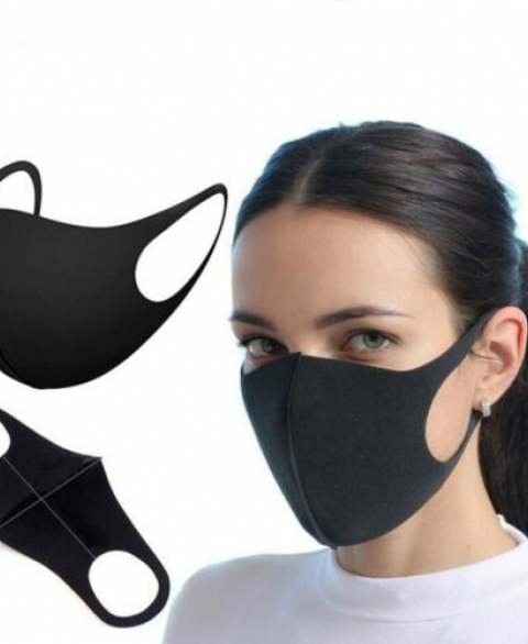 Fashion Face Mask with Filter / Respirator