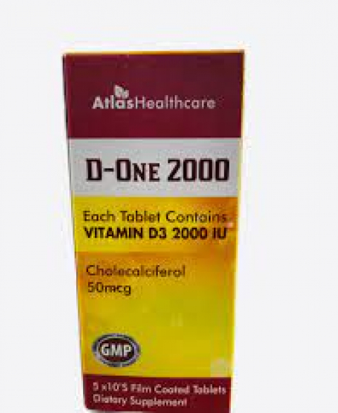 D-ONE 2000