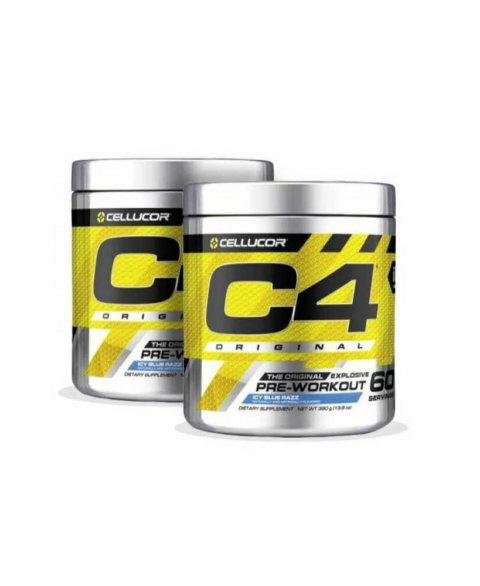 Cellucor C4 Pre-work out (60 servings)