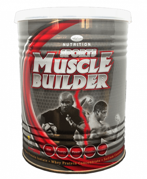 Sports muscle builder
