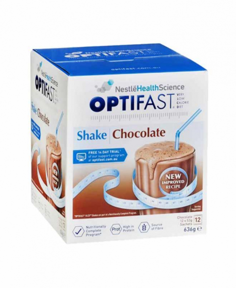 Optifast Chocolate Flavour