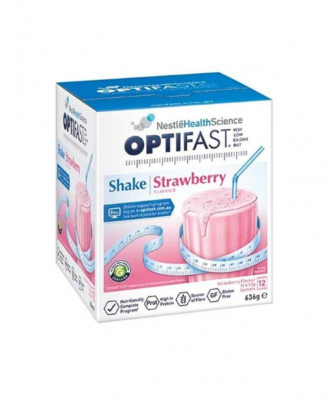 Optifast Strawberry
