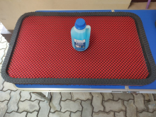 """Sanitizing Mat with Chemical for 5L Disinfectant Can (33""""x20"""")"""