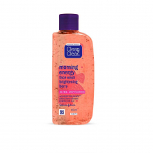 Clean and Clear Face Wash Morning Energy (Berry) 100 ml -B-100 ml