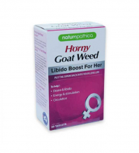 NATURO PATHICA HORNY GOAT WEED FOR HER